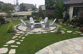 Landscaping | NewCastle Landscaping | Orange County, CA | (714) 705-0510