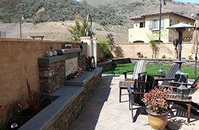 Backyard Remodels | NewCastle Landscaping | Orange County, CA | (714) 705-0510